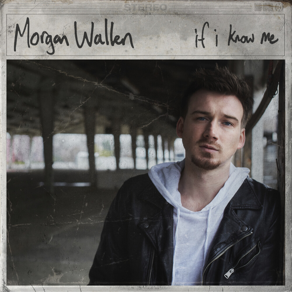 Morgan Wallen - If I Know Me [LP]