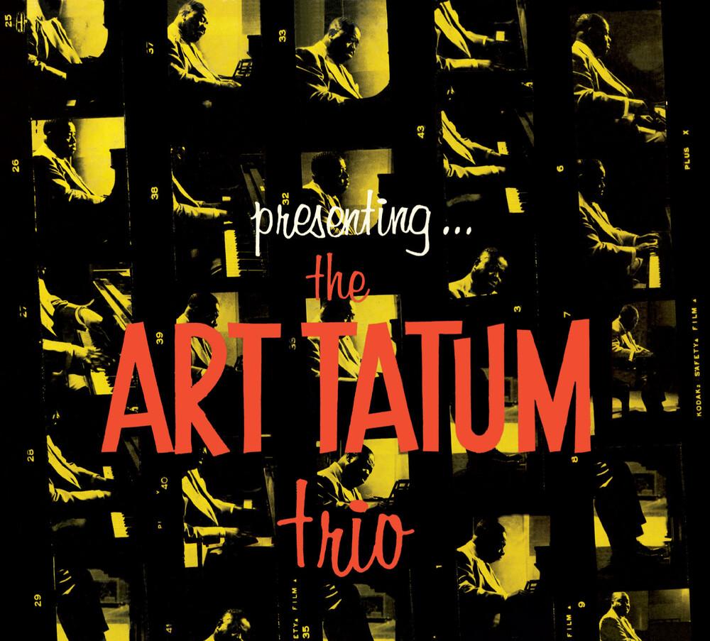 Art Tatum - Presenting The Art Tatum Trio [Digipak With Bonus Tracks]