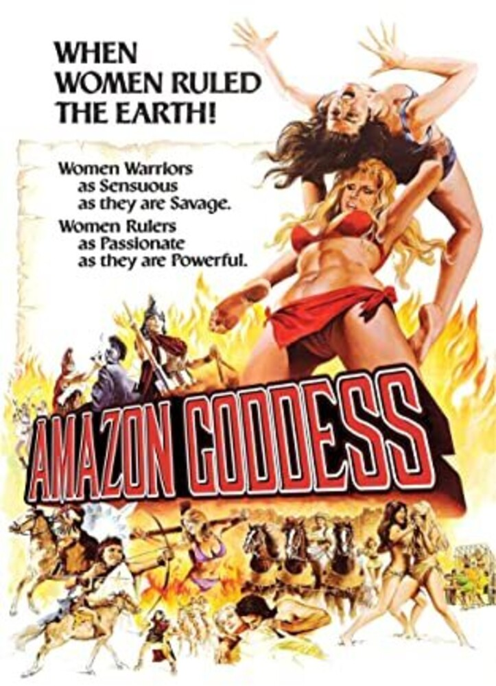 - Amazon Goddess
