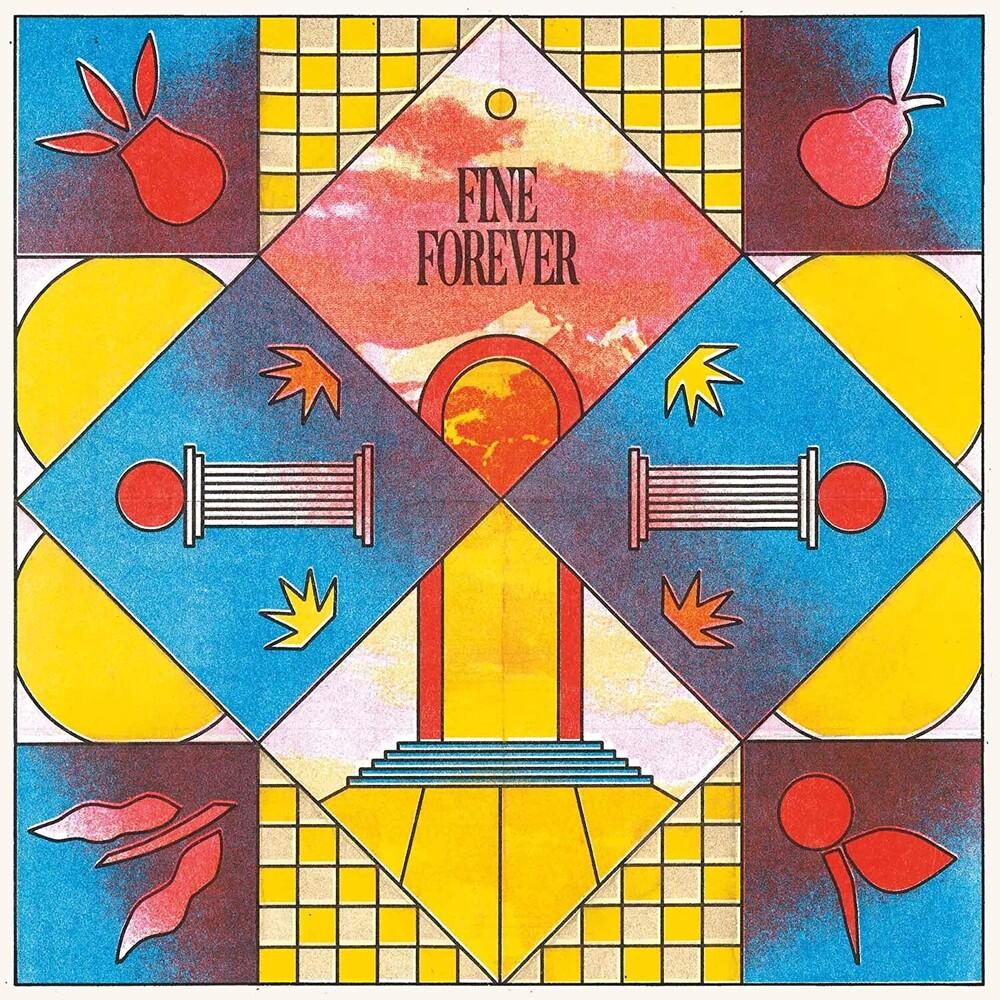 Varsity - Fine Forever (Color Vinyl) (Blue)
