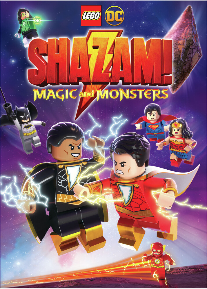 - Lego Dc Shazam: Magic & Monsters / (Fig Ecoa)