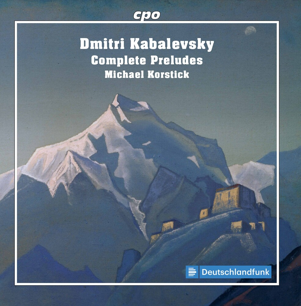 Kabalevsky / Korstick - Complete Preludes