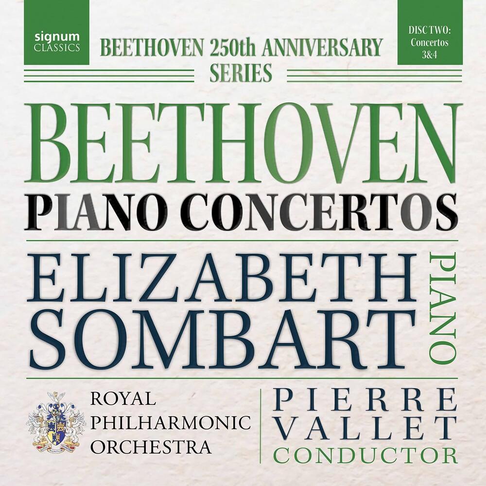 Elizabeth Sombart - Piano Concertos 2