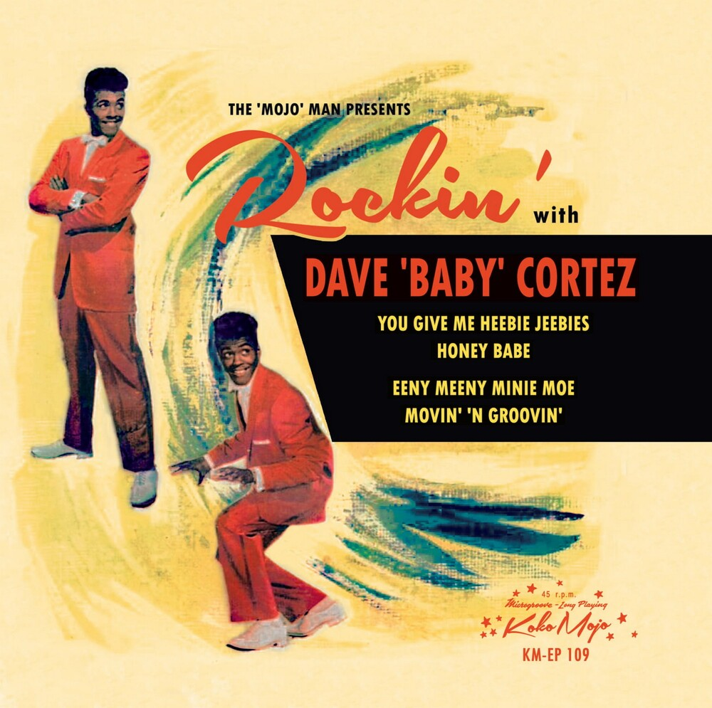 Dave Cortez - Rockin With (Ep)
