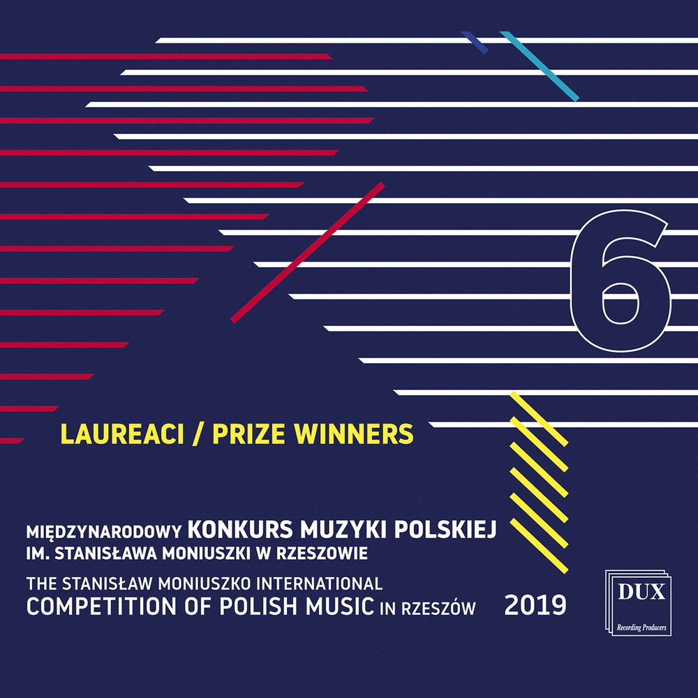 Moniuszko Competition 2019 6 / Various - Moniuszko Competition 2019 6 / Various