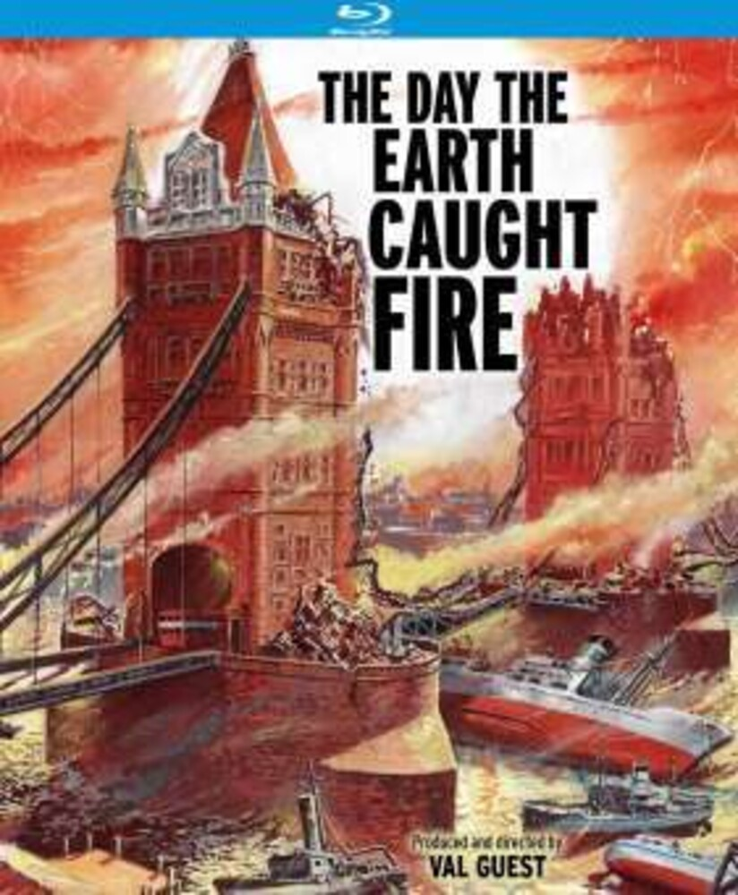 - Day The Earth Caught Fire (1961) / (Spec)