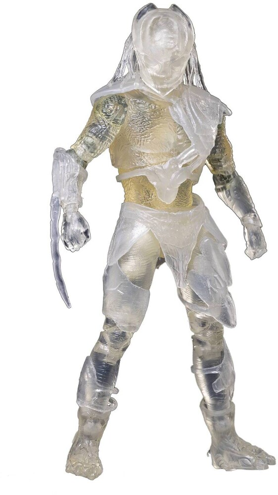Hiya Toys - Hiya Toys - Predators Invisible Falconer Predator PX 1/18 Scale Figure