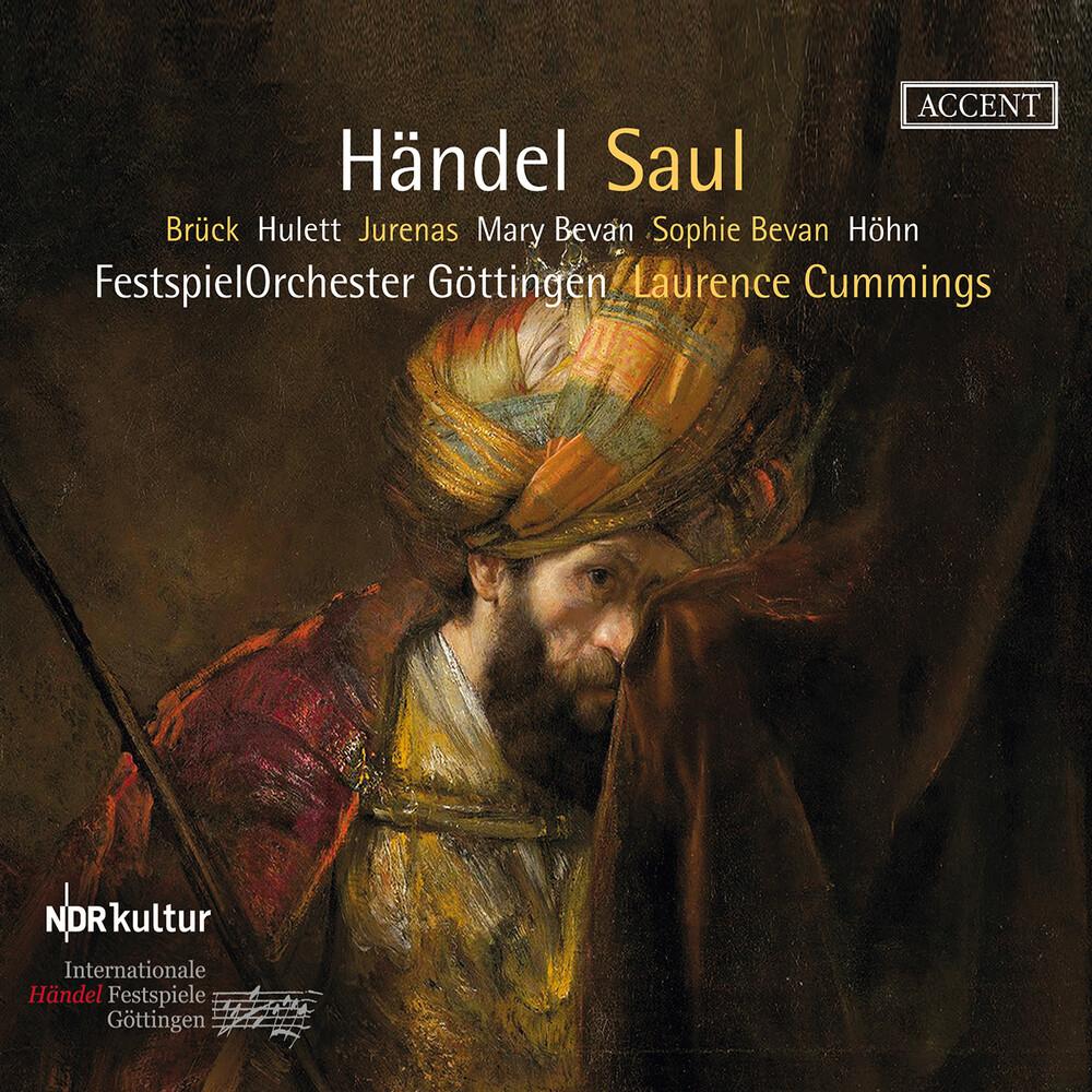 Handel / Cummings / Ndr Chor - Saul (3pk)