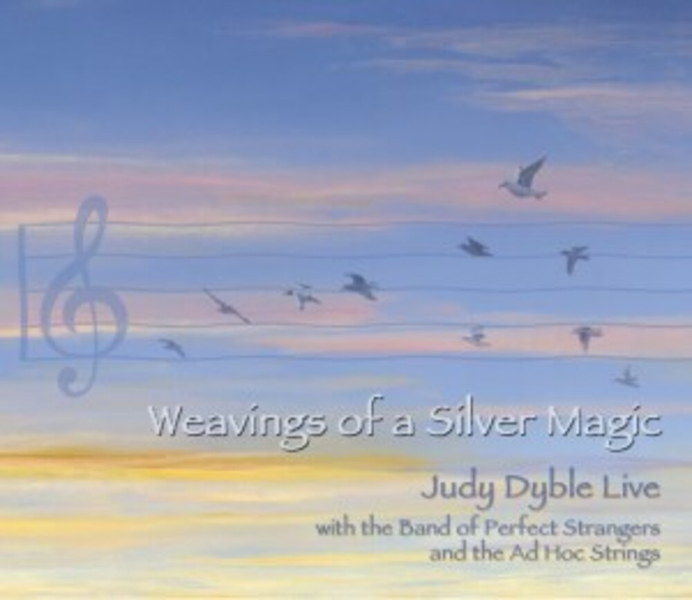 Judy Dyble - Weavings Of A Silver Magic (Uk)