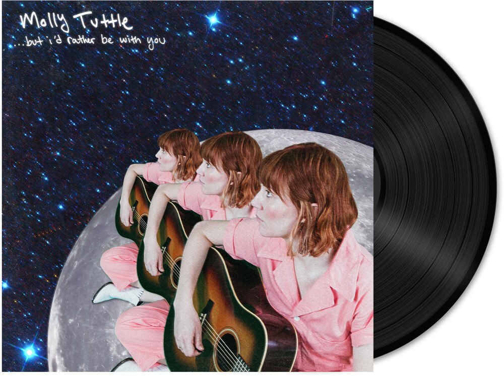Molly Tuttle - …but i'd rather be with you [LP]