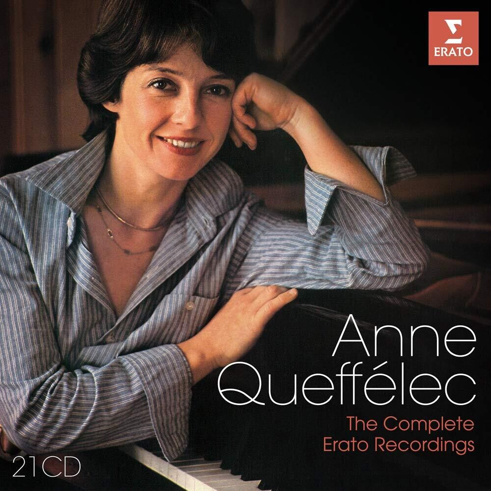 Anne Queffelec - Complete Erato Recordings (Box)