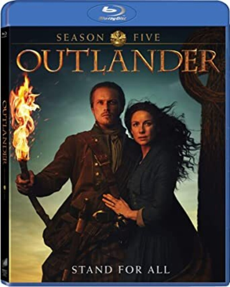 Outlander: Season 5 - Outlander: Season 5 (4pc) / (Box Dub Sub Ws)