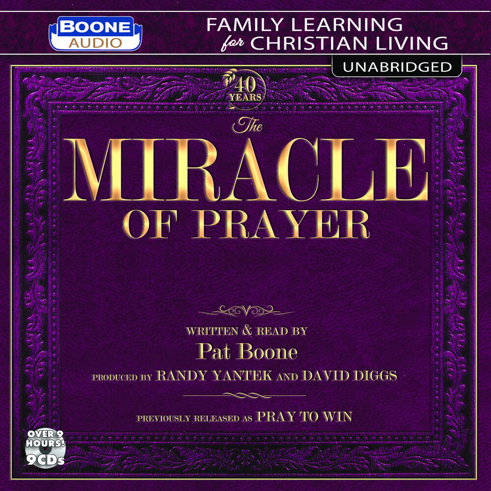 Pat Boone - Miracle Of Prayer