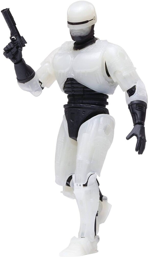 Hiya Toys - Hiya Toys - HCF 2020 Robocop Glow In The Dark PX 1/18 Scale Figure