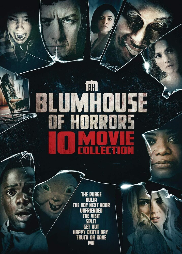 Ethan Hawke - Blumhouse Of Horrors 10-Movie Collection (10pc)