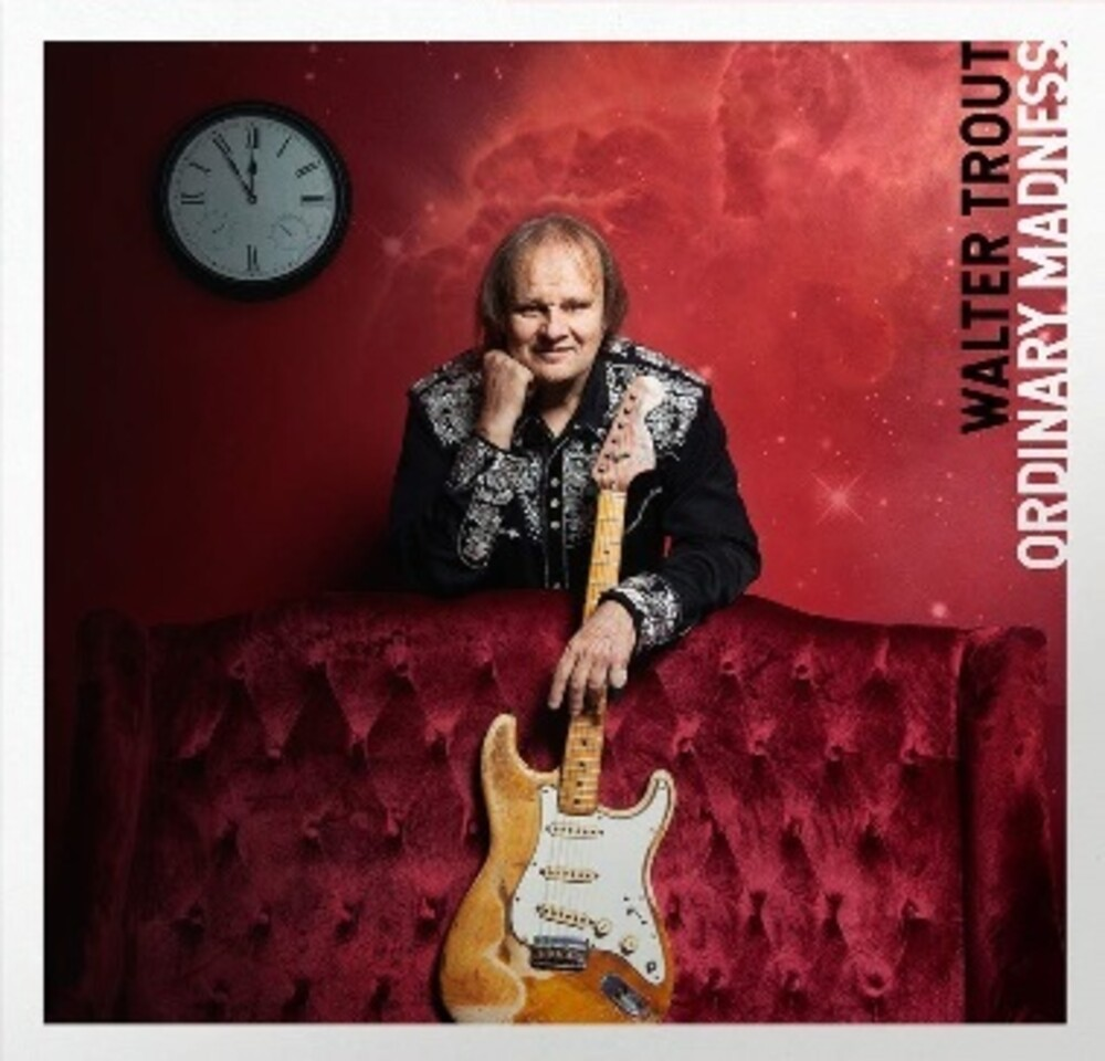 Walter Trout - Ordinary Madness [Red 2LP]