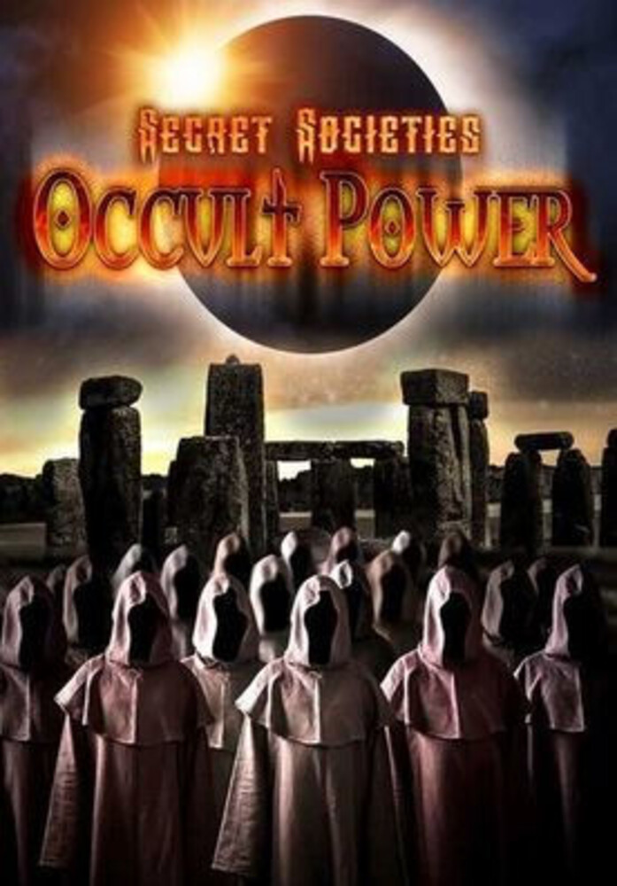 - Secret Societies: Occult Power