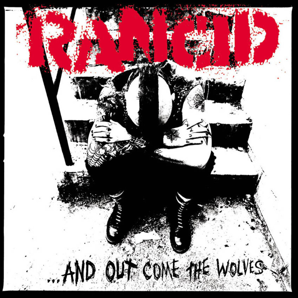 Rancid - ...And Out Come The Wolves: 25th Anniversary Edition [Metallic Silver LP]