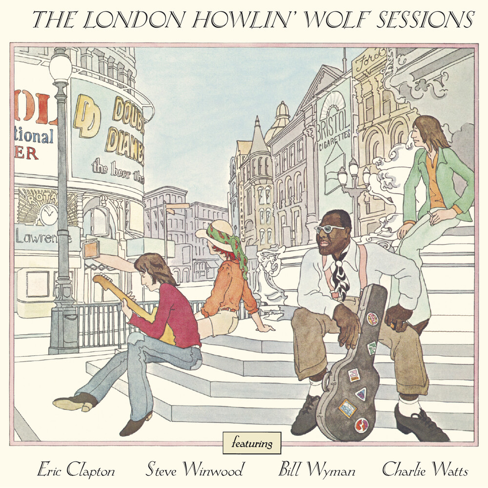Howlin Wolf - London Howlin Wolf Sessions (Hol)