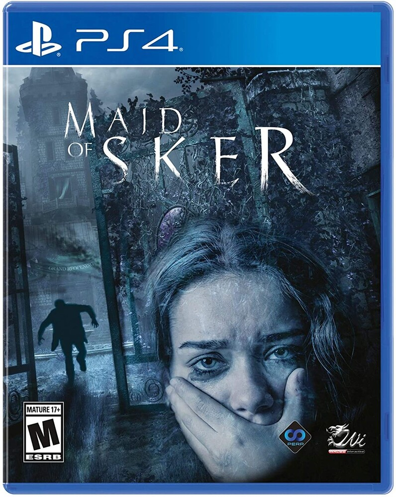 - Ps4 Maid Of Sker