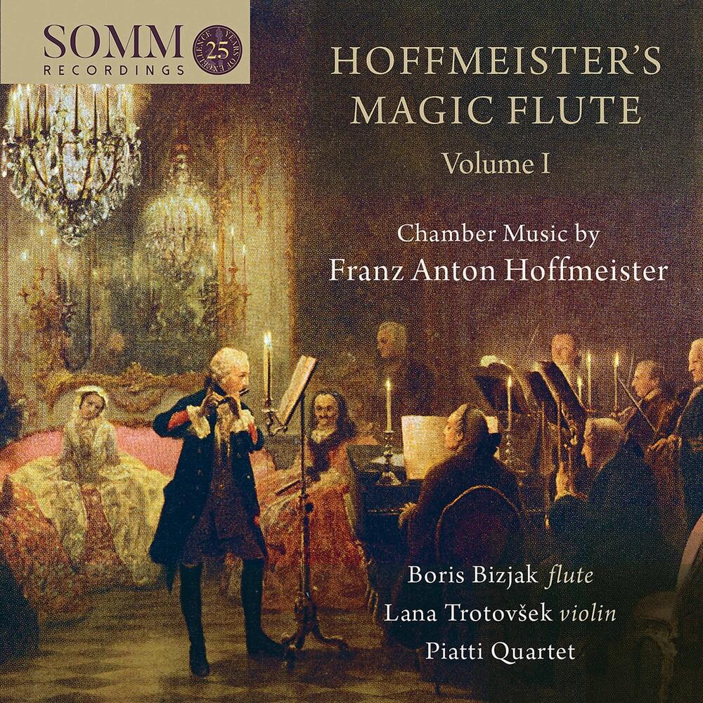 Boris Bizjak - Hoffmeister's Magic Flute 1