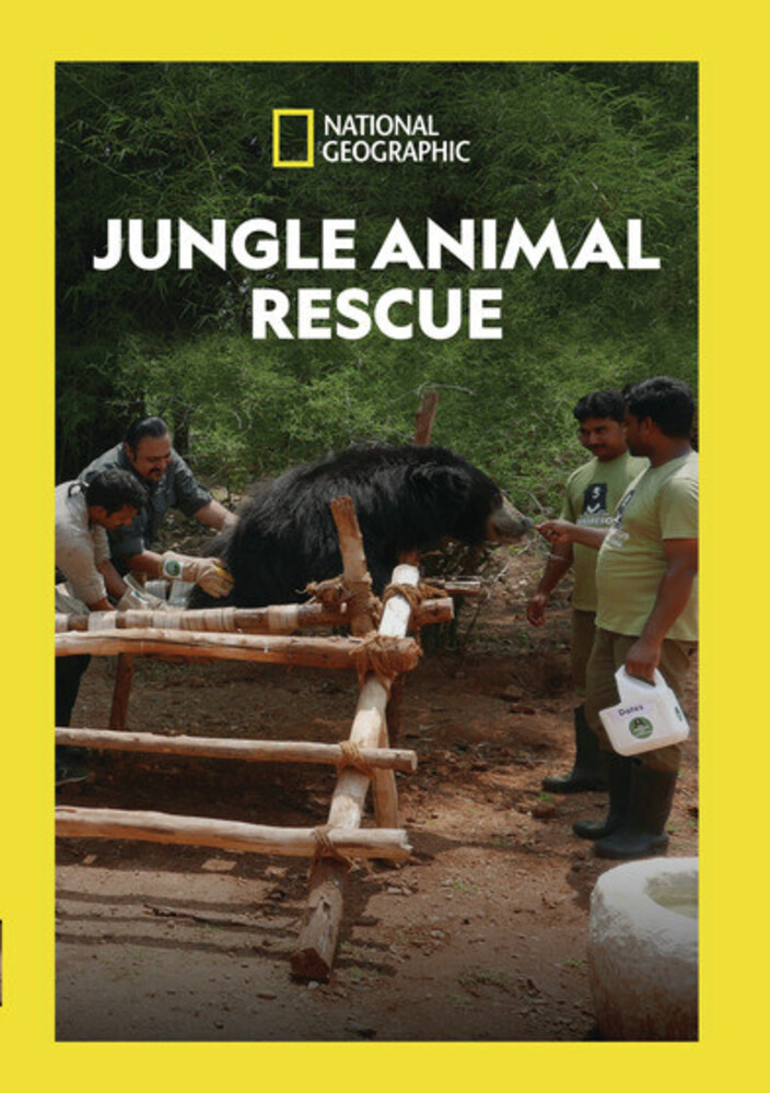 Jungle Animal Rescue: Season 1 - Jungle Animal Rescue: Season 1