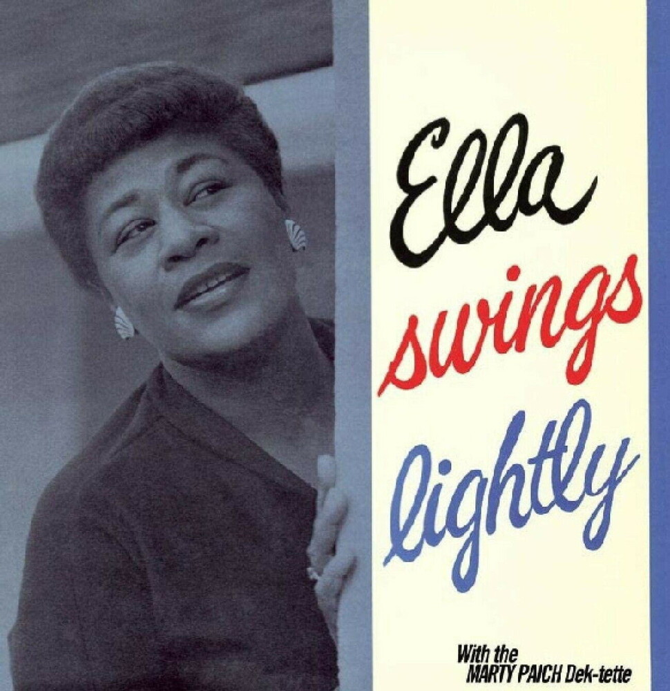 Ella Fitzgerald - Ella Swings Lightly (Hqcd) [Import]