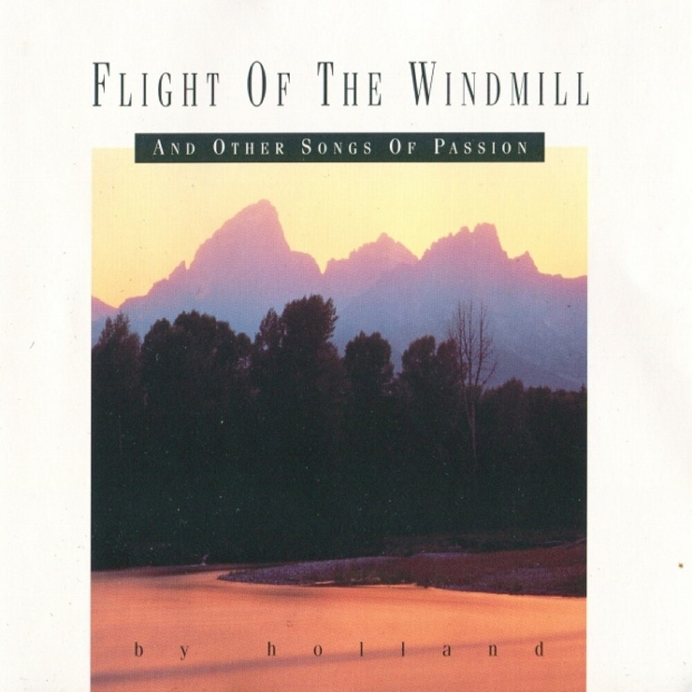 Holland Phillips - Flight Of The Windmill (Jewl)