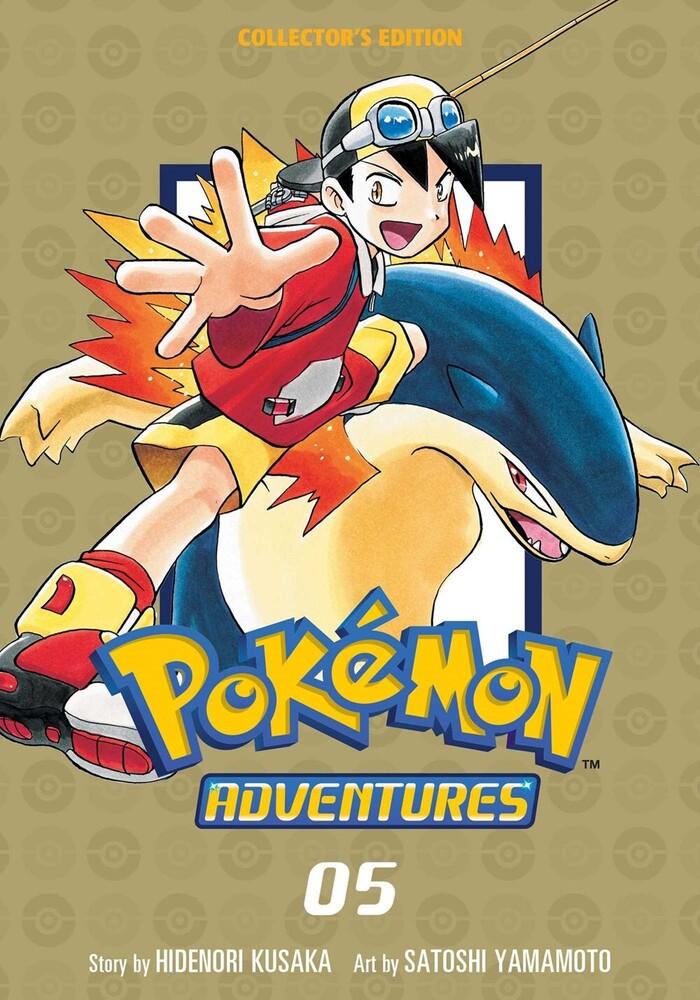 Yamamoto, Satoshi - Pokemon Adventures Collector's Edition, Vol. 5