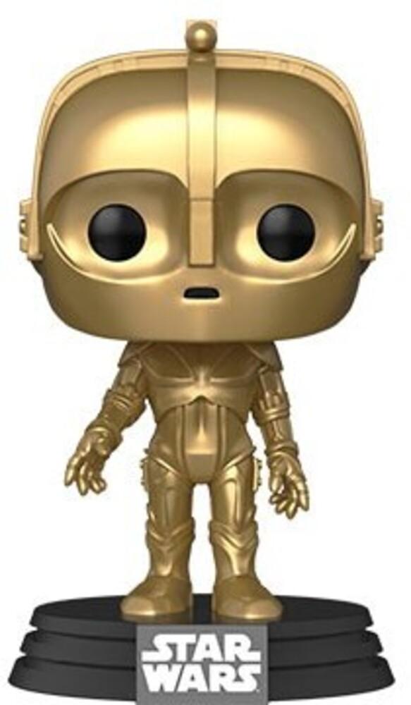 Funko Pop! Star Wars: - FUNKO POP! STAR WARS: Star Wars Concept- C-3PO