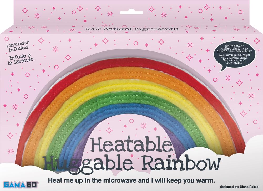Huggable Rainbow - Huggable Rainbow