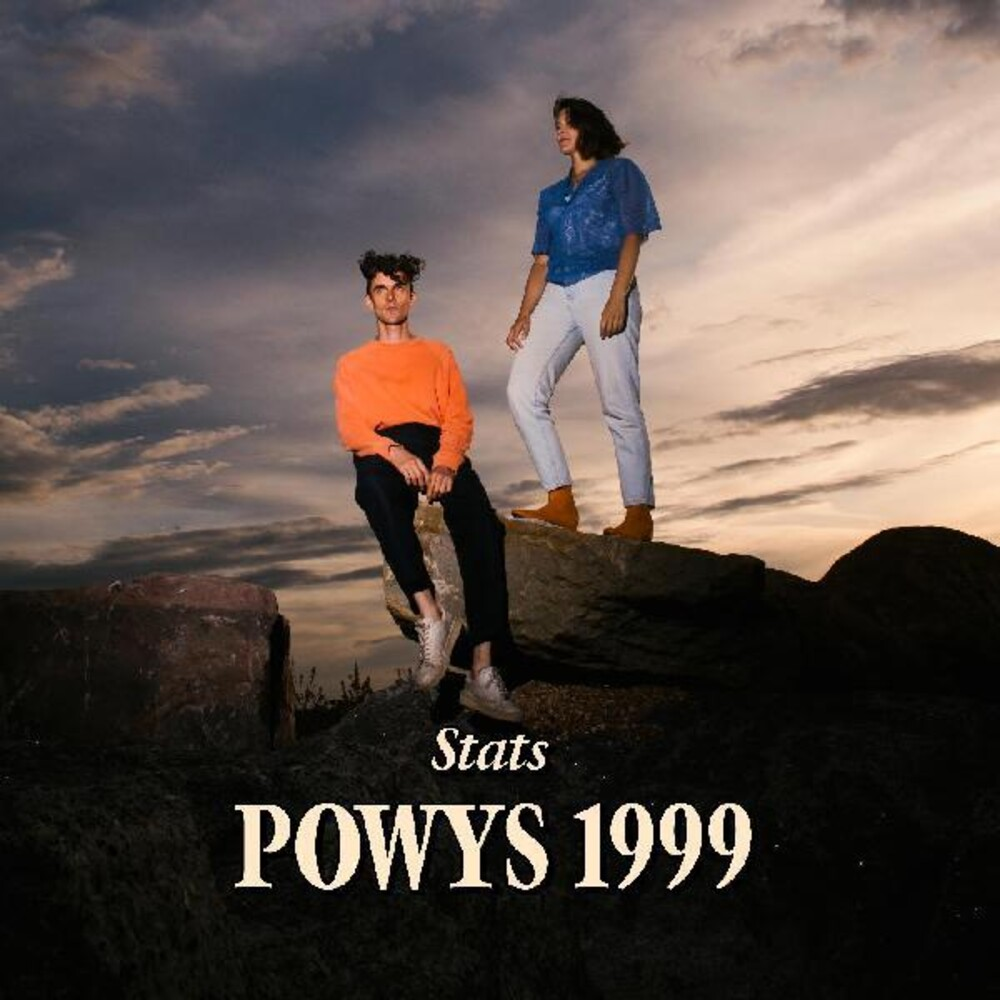Stats - Powys 1999 [Limited Edition] [Download Included]