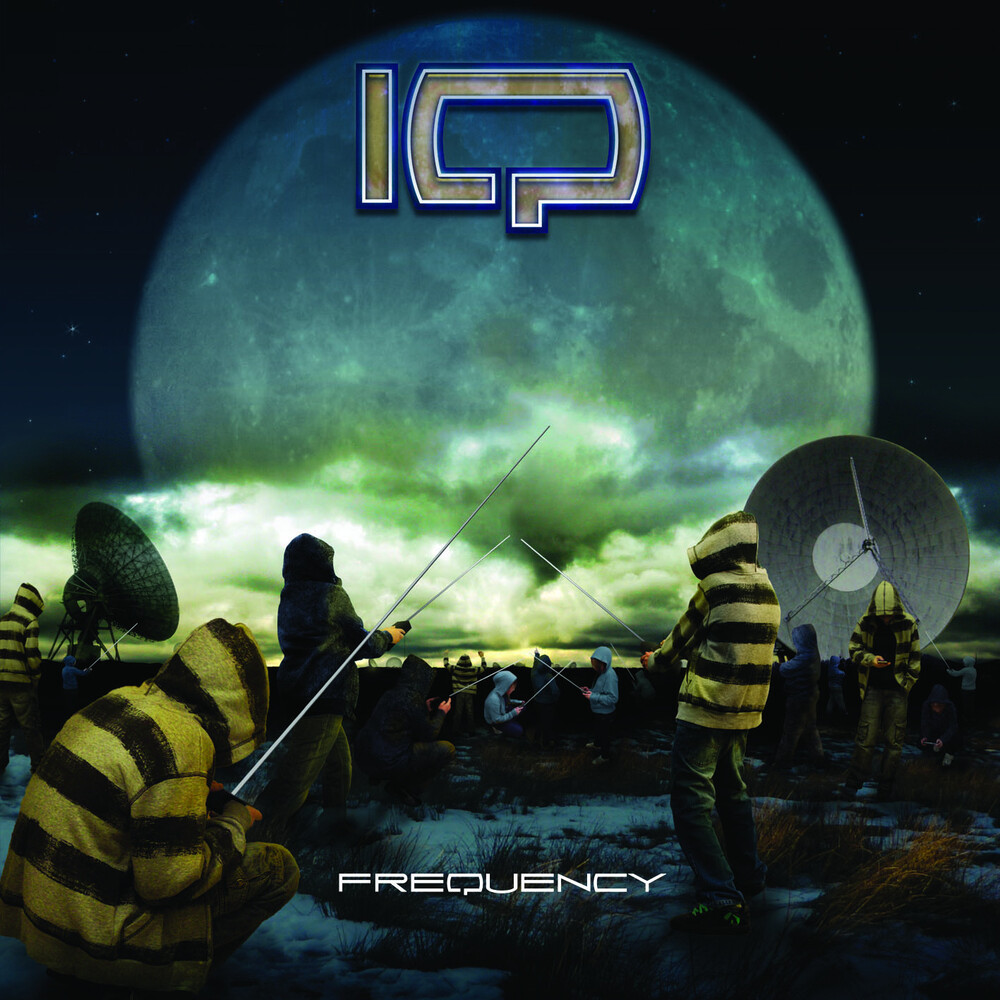 IQ - Frequency (Uk)