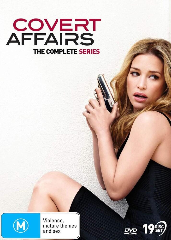 - Covert Affairs: Seasons 1-5 (19pc) / (Box Aus)