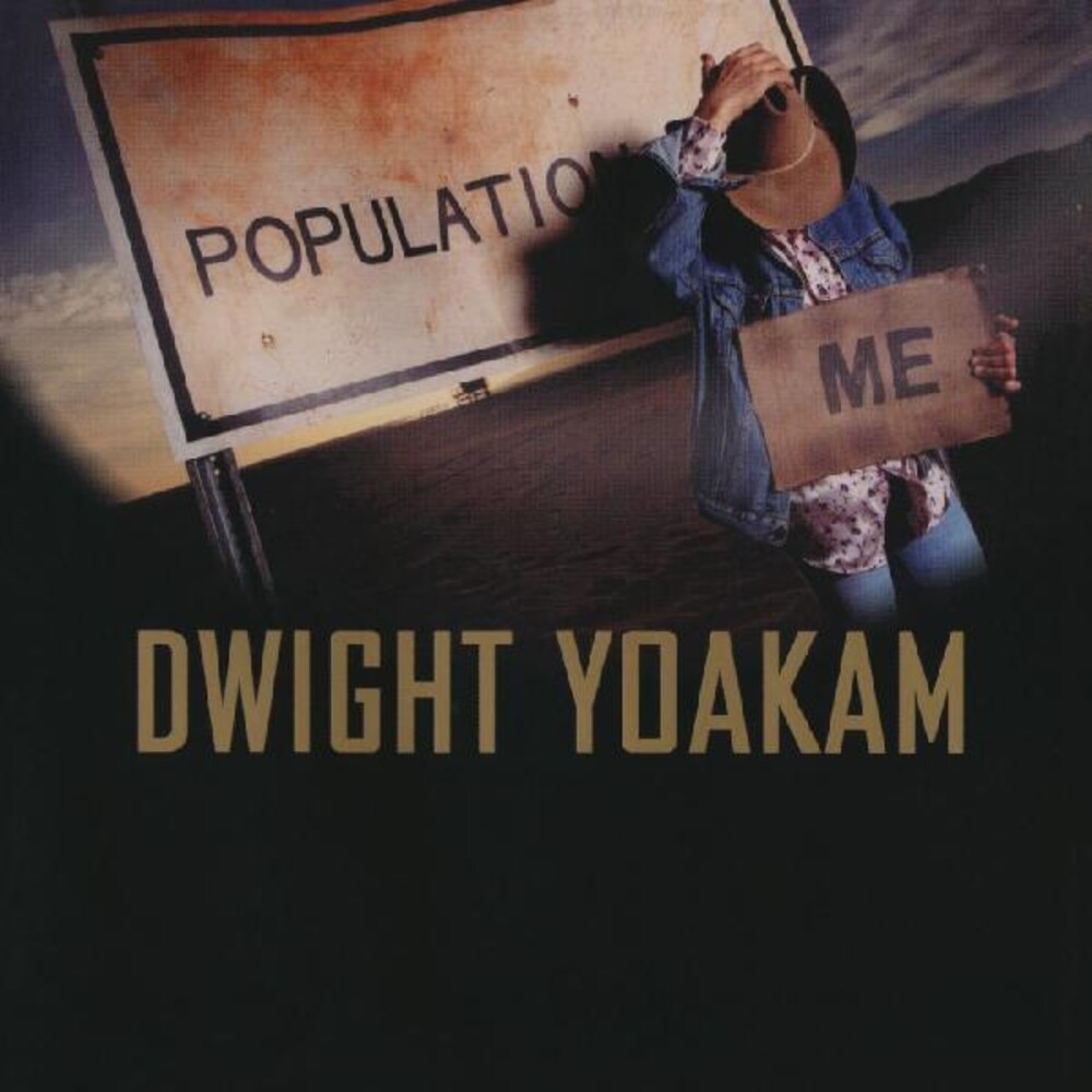 Dwight Yoakam - Population: Me [Limited Edition Blue LP]