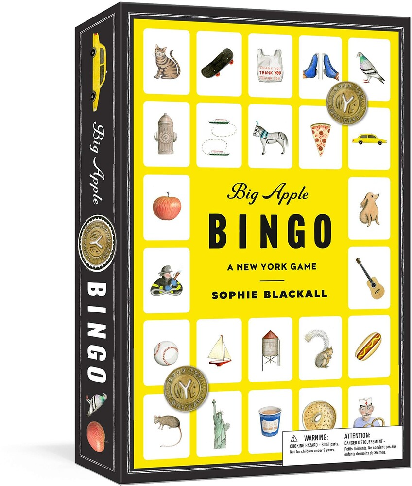 - Big Apple Bingo: A New York Game