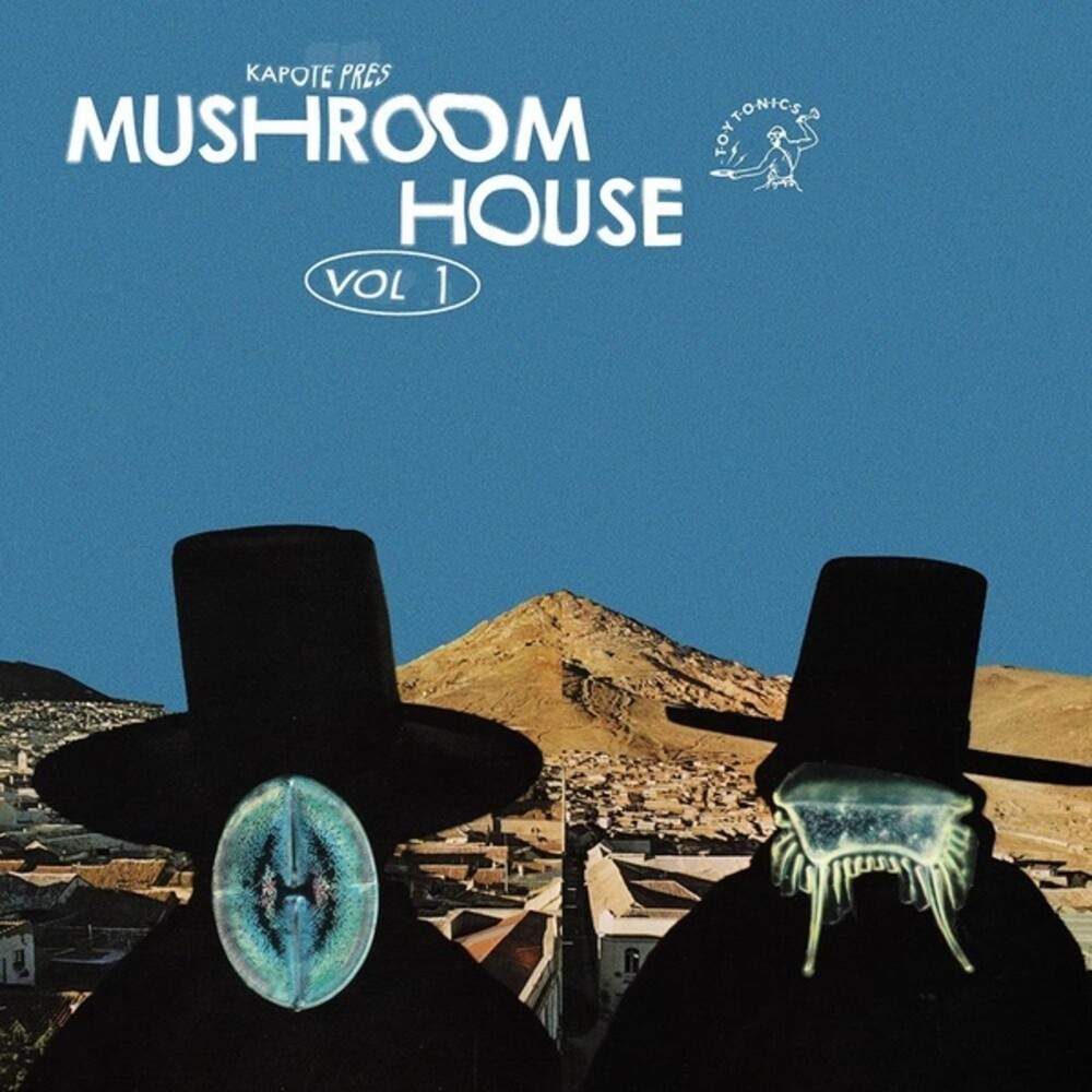 Kapote Pres Mushroom House 1 / Various - Kapote Pres Mushroom House 1 / Various (2pk)