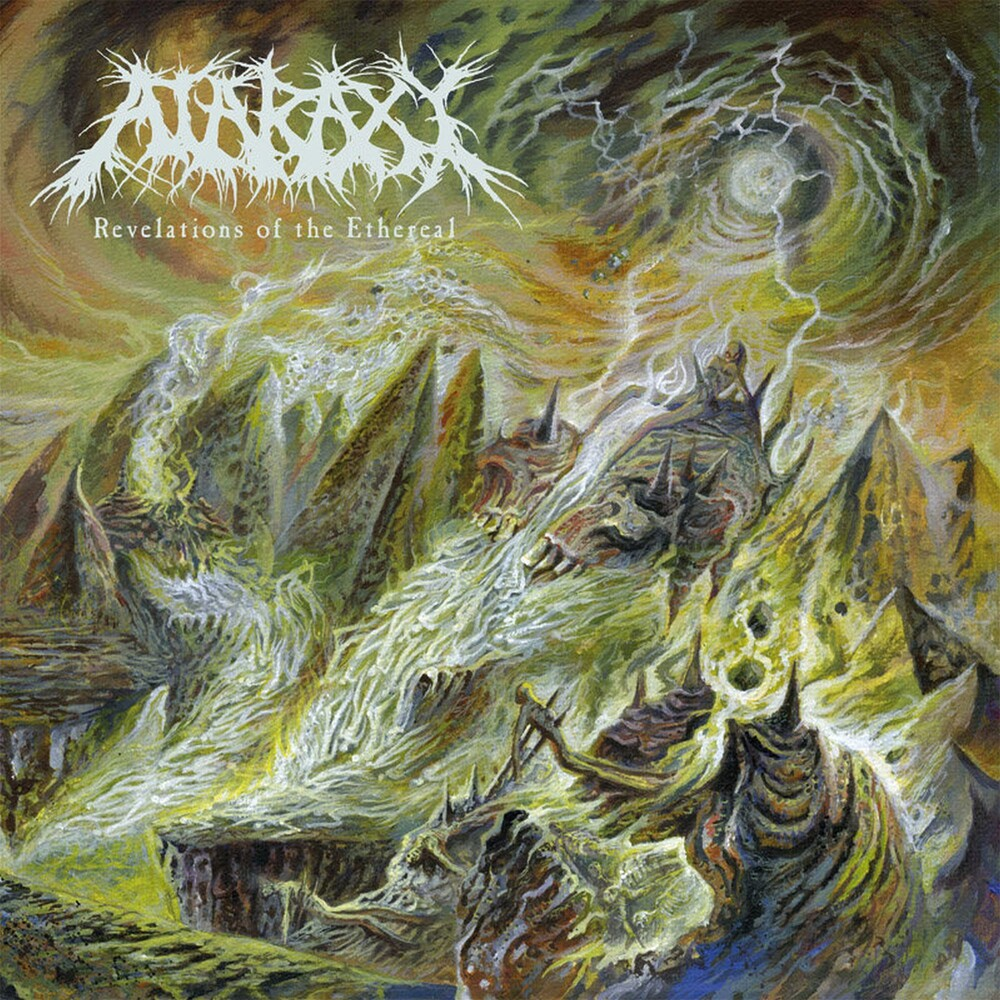 Ataraxy - Revelations Of The Ethereal (Uk)
