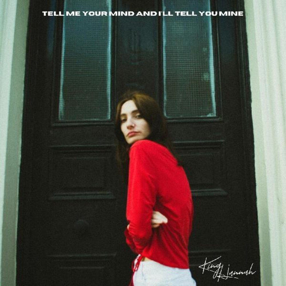 King Hannah - Tell Me Your Mind And I'll Tell You Mine [Colored Vinyl]