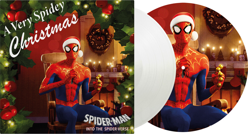 Very Spidey Christmas / Various 10in Ltd Wht - Very Spidey Christmas / Various (10in) [Limited Edition] (Wht)