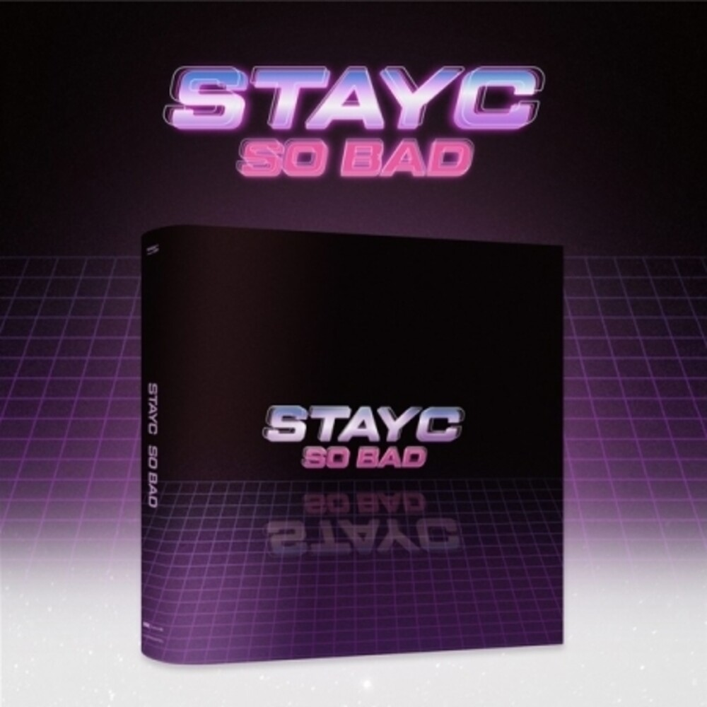 Stayc - Star to a Young Culture (incl. 72pg Photobook, 2pc Photocard, Postcard, 4Cut Photo, 2pc Logo Sticker, Fragrance Card)
