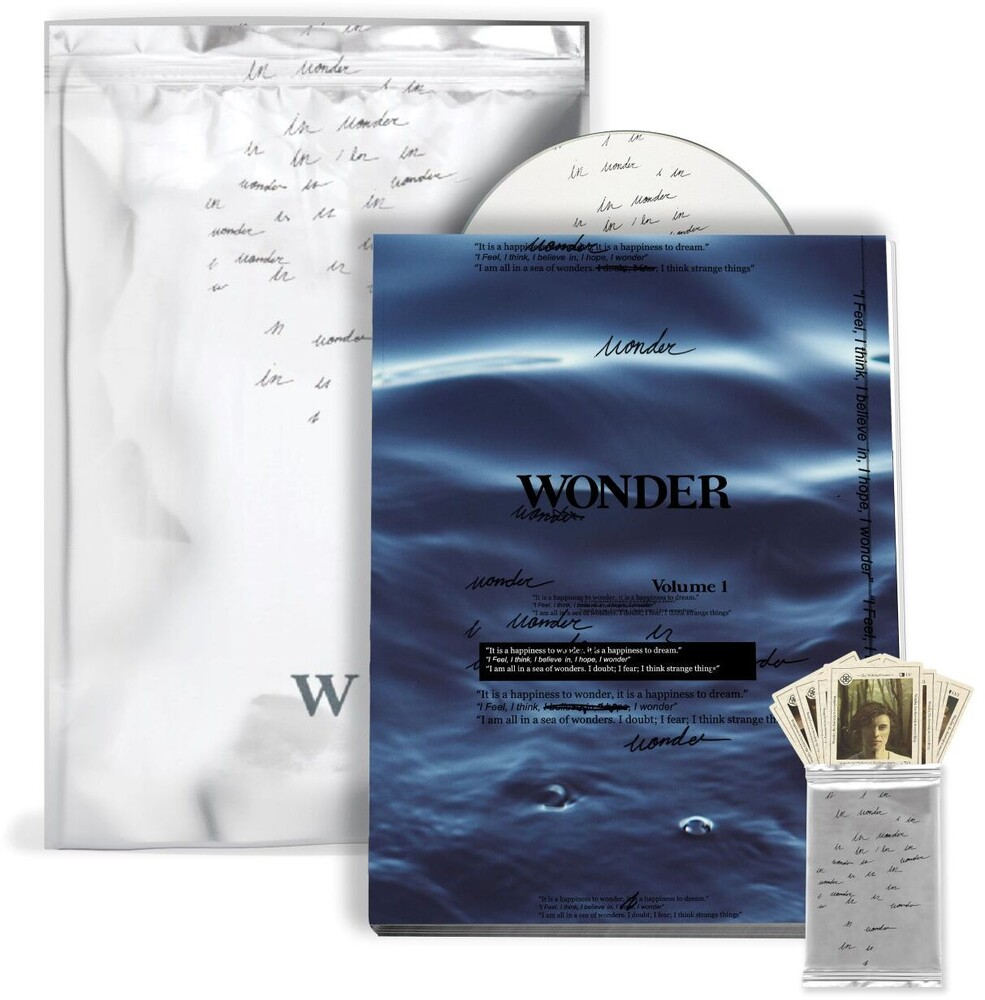 Shawn Mendes - Wonder [Limited Edition CD/Zine]