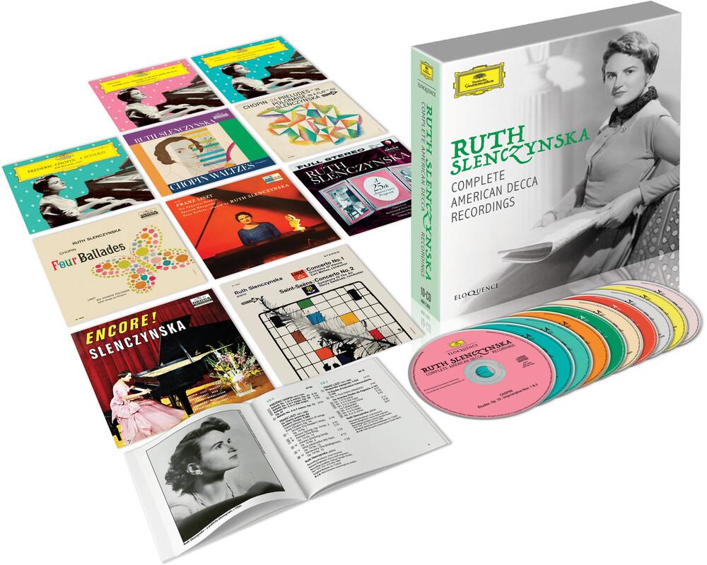 Ruth Slenczynska - Complete American Decca Recordings
