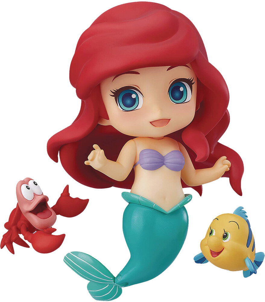 Good Smile Company - Good Smile Company - Little Mermaid Ariel Nendoroid Action Figure
