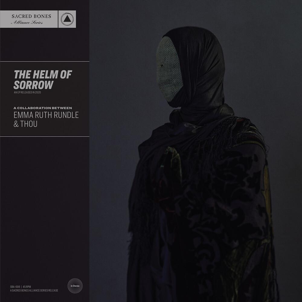 Emma Ruth Rundle & Thou - Helm Of Sorrow [Indie Exclusive] (Silver Vinyl) (Slv) [Indie Exclusive]