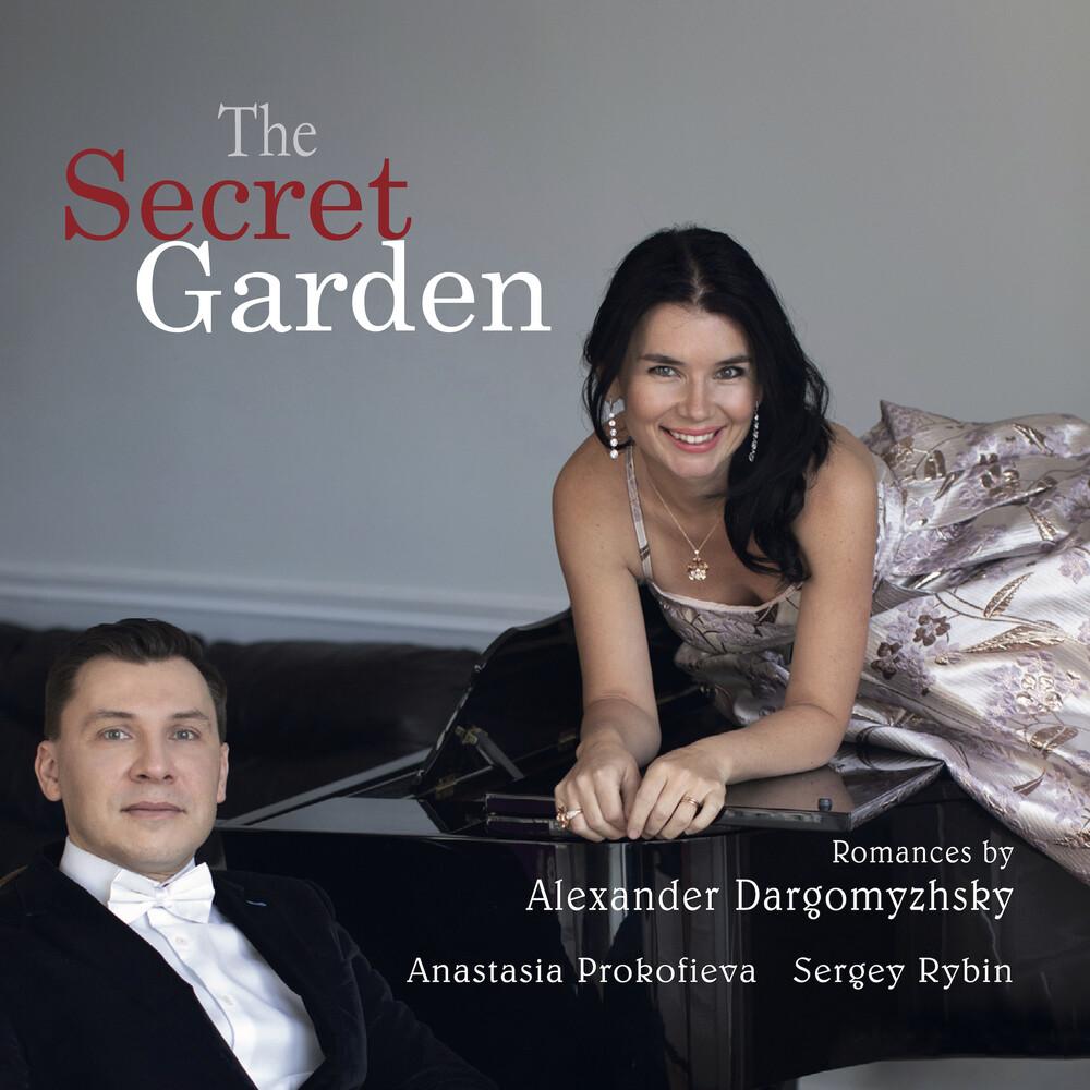Anastasia Prokofieva - Secret Garden