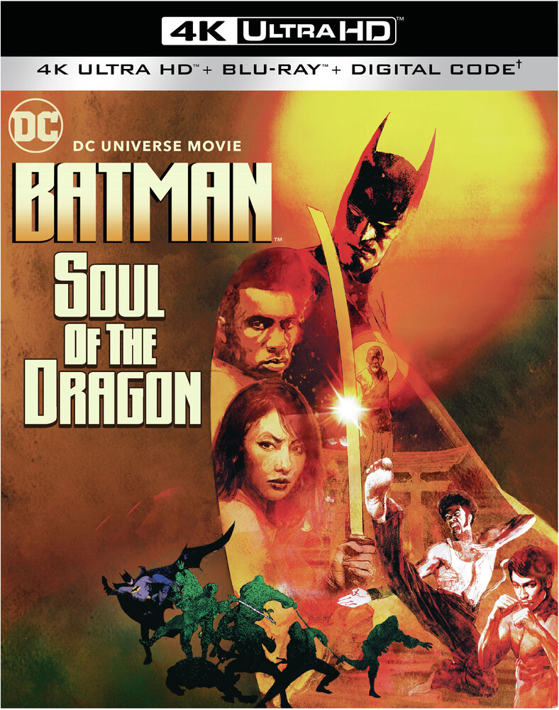Batman: Soul of the Dragon - Batman: Soul of the Dragon
