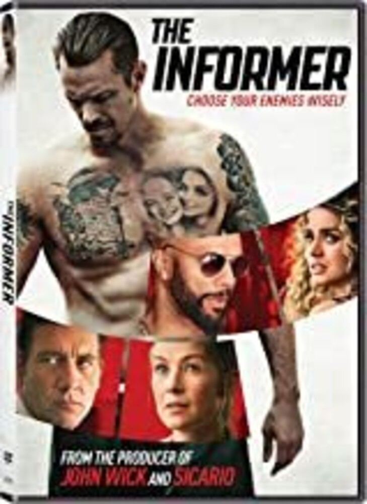The Informer [Movie] - The Informer