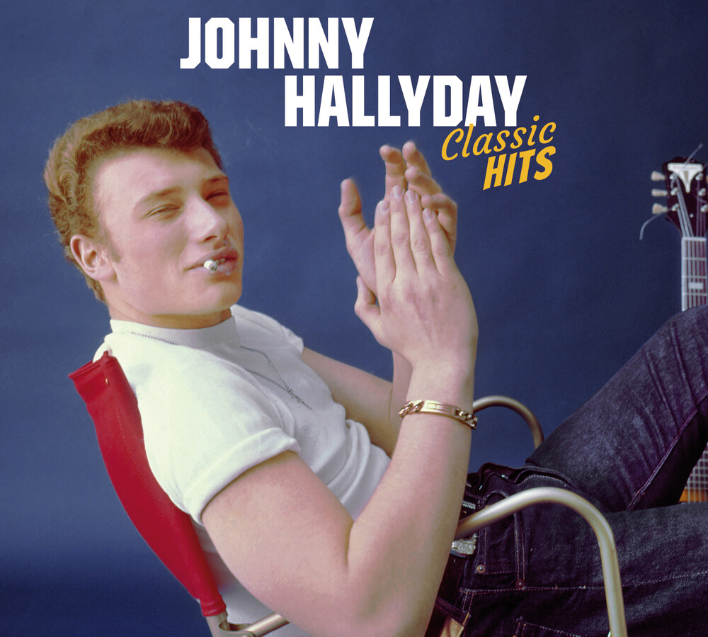 Johnny Hallyday - Classic Hits [Digipak]