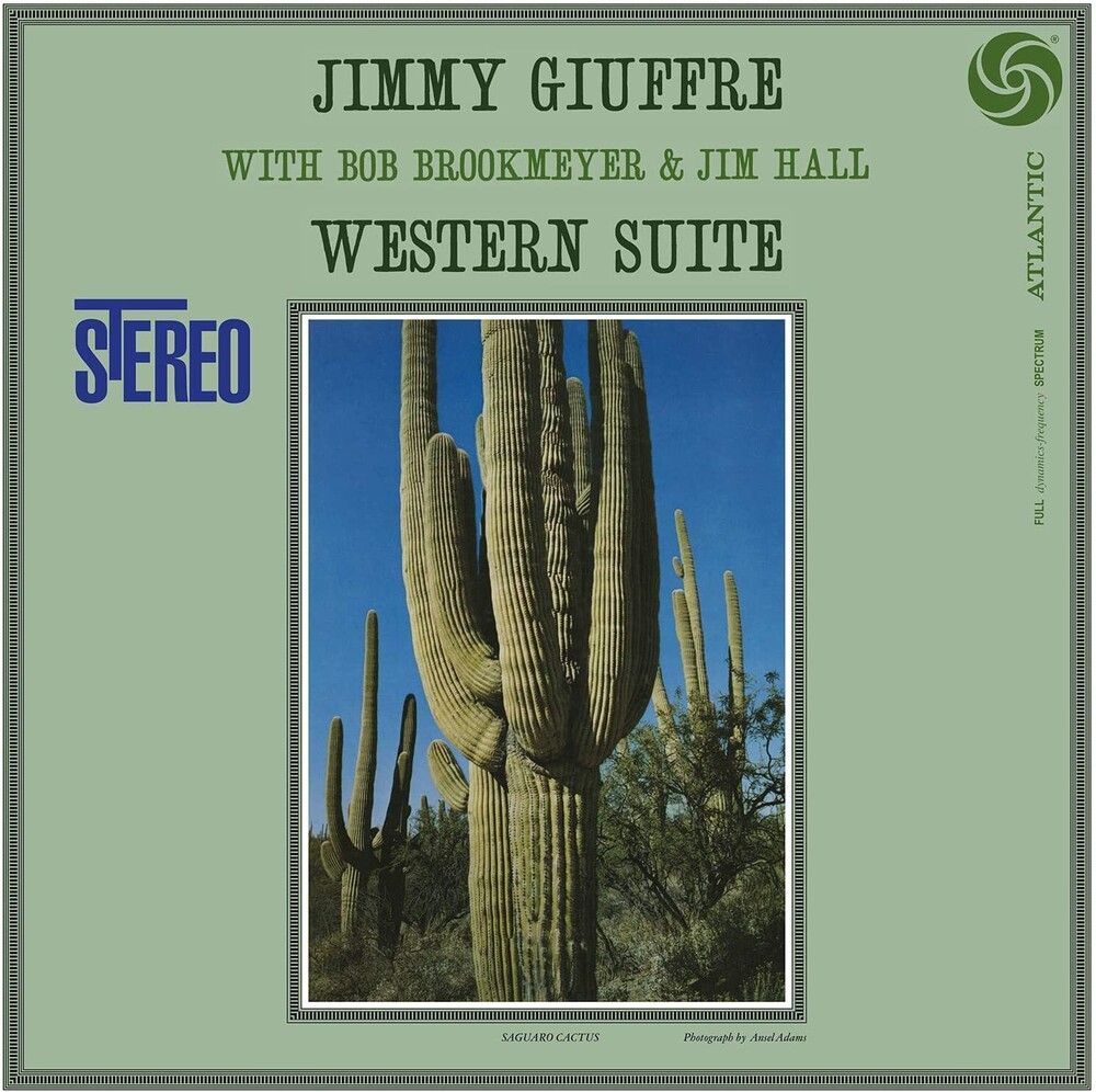 Jimmy Giuffre - Western Suite (Blk) [180 Gram] (Hol)